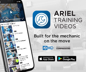 Ad - Ariel Training Videos Built for the mechanic on the move