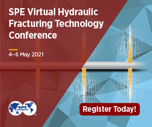 Ad - SPE Virtual Hydraulic Fracturing Technology Conference