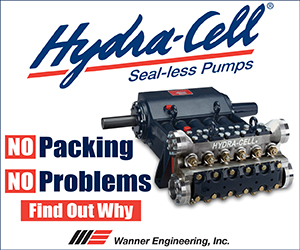 Ad - Hydra-Cell Seal-less Pumps. NO Packing NO Problems. Find out Why. Wanner Engineering, Inc.