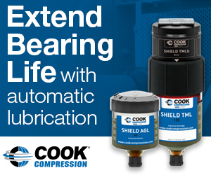 Cook Compression Ad - Extend Bearing Life