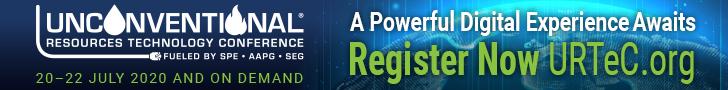 Ad - Register now for URTeC July 20-22, 2020