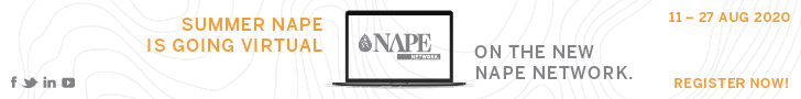 Ad - Summer NAPE - August 11-27, 2020